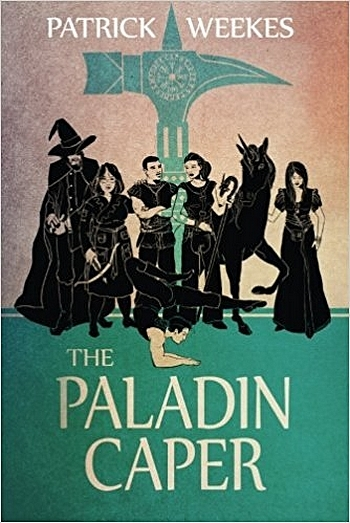 Couverture Rogues of the Republic, book 3: The Paladin Caper