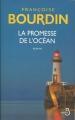 Couverture La Promesse de l'océan Editions Belfond 2014