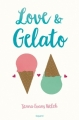 Couverture Love & gelato Editions Bayard 2018