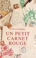 Couverture Un petit carnet rouge Editions Calmann-Lévy 2018