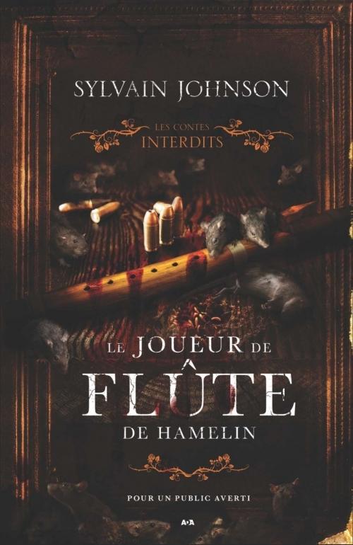 Couverture Le joueur de flûte de Hamelin