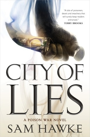 Couverture Poison Wars, book 1: City of Lies