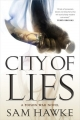 Couverture Poison Wars, book 1: City of Lies Editions Tor Books 2018