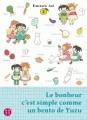 Couverture Le bonheur c'est simple comme un bento de Yuzu, tome 2 Editions Nobi nobi ! (Shôjo kids) 2018