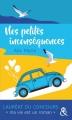 Couverture Nos petites inconséquences Editions Harlequin (&H - Poche) 2017