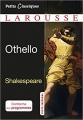 Couverture Othello Editions Larousse (Petits classiques) 2018
