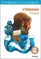 Couverture L'Odyssée, extraits Editions Flammarion (GF - Etonnants classiques) 2018