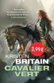 Couverture Cavalier vert, tome 1 Editions Bragelonne (Fantasy) 2018