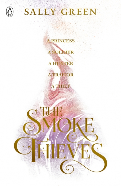 Couverture The Smoke Thieves, book 1