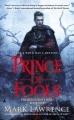 Couverture La reine rouge, tome 1 : Le prince des fous Editions Ace Books 2015