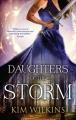 Couverture Le sang et l'or, tome 1 : Les filles de l'orage Editions Harlequin (Mira) 2014
