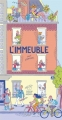 Couverture L'immeuble Editions Thierry Magnier 2017