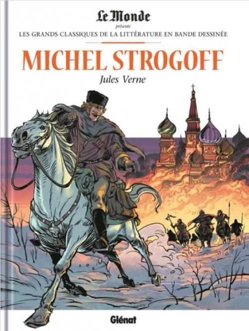 Couverture Michel Strogoff