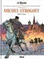 Couverture Michel Strogoff Editions Glénat 2018