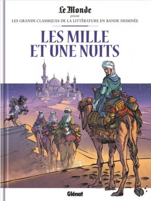 Couverture Les contes des mille et une nuits / Les mille et une nuits