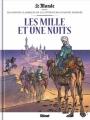 Couverture Les contes des mille et une nuits / Les mille et une nuits Editions Glénat 2018