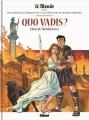 Couverture Quo vadis ? Editions Glénat 2018