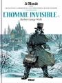 Couverture L'homme invisible, tome 1 Editions Glénat 2018