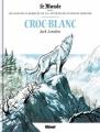 Couverture Croc-Blanc (BD) Editions Glénat 2018