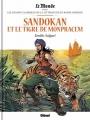 Couverture Sandokan et le tigre de Mompracem Editions Glénat 2018