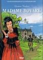 Couverture Madame Bovary (BD) Editions Glénat (Les incontournables de la littérature en BD) 2010