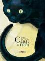 Couverture Mon chat à moi Editions Delcourt 2008