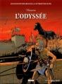 Couverture L'Odyssée Editions Glénat (Les incontournables de la littérature en BD) 2010