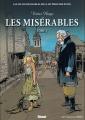 Couverture Les misérables, tome 1 Editions Glénat (Les incontournables de la littérature en BD) 2010