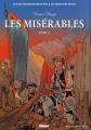 Couverture Les misérables, tome 2 Editions Glénat (Les incontournables de la littérature en BD) 2010