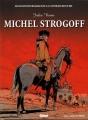Couverture Michel Strogoff Editions Glénat (Les incontournables de la littérature en BD) 2010