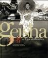 Couverture Geisha ou le jeu du shamisen, tome 2 Editions Futuropolis 2018