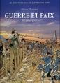 Couverture Guerre et paix, tome 2 Editions Glénat (Les incontournables de la littérature en BD) 2010