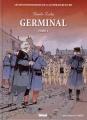 Couverture Germinal, tome 2 Editions Glénat (Les incontournables de la littérature en BD) 2010