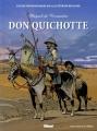 Couverture Don Quichotte Editions Glénat (Les incontournables de la littérature en BD) 2010