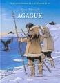 Couverture Agaguk Editions Glénat (Les incontournables de la littérature en BD) 2010