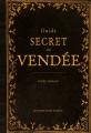 Couverture Guide secret de la Vendée Editions Ouest-France 2016