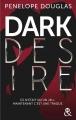 Couverture Dark desire Editions Harlequin 2018