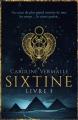 Couverture Sixtine, tome 1 Editions Autoédité 2018