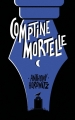 Couverture Comptine mortelle Editions Hachette 2018