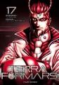 Couverture Terra Formars, tome 17 Editions Kazé (Seinen) 2017