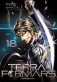 Couverture Terra Formars, tome 18 Editions Kazé (Seinen) 2017