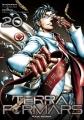 Couverture Terra Formars, tome 20 Editions Kazé (Seinen) 2017