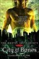Couverture La Cité des ténèbres / The Mortal Instruments, tome 1 : La Coupe mortelle / La Cité des ténèbres Editions Simon Pulse 2008