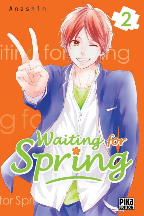 Couverture Waiting for spring, tome 2