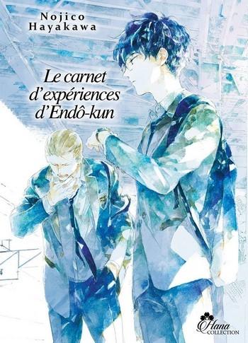 Couverture Le carnet d'expériences d'Endô-kun, tome 1