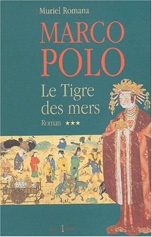 Couverture Marco Polo, tome 3 : Le Tigre des mers