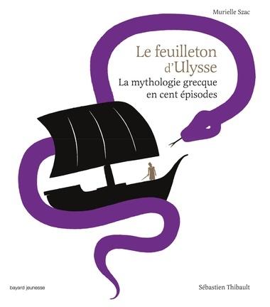Couverture Le feuilleton d'Ulysse