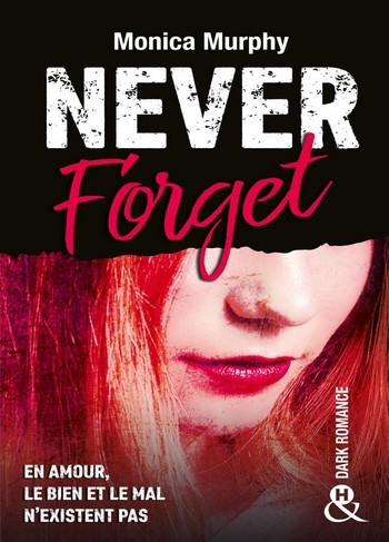 Couverture Never forget, tome 1