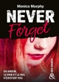 Couverture Never forget, tome 1 Editions Harlequin (&H - Dark romance) 2018