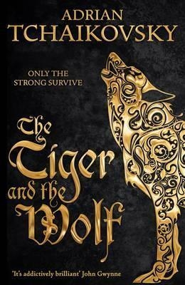 Couverture Echoes of the Fall, book 1: The Tiger and the Wolf